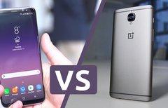 Samsung Galaxy S8 (Plus) vs....