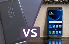 Samsung Galaxy S8 Plus vs....