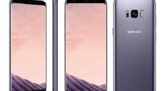 Samsung Galaxy S8: Alle Farben im Überblick