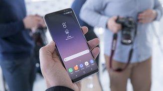Samsung Galaxy S8 Plus vorgestellt: Kompakt-Gigant im ersten Video-Eindruck