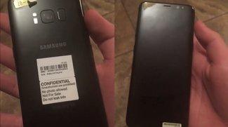 Nicht leaken: Samsung Galaxy S8 im Video mit besonderem Hinweis