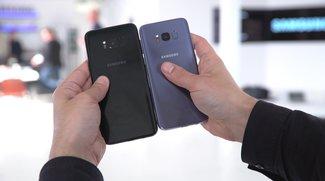 Samsung Galaxy S8 (Plus): Häufige Probleme mit Lösungen