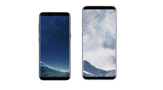 Samsung: Galaxy S8 erhält den Vorzug vor der Plus-Variante