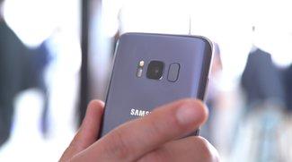 Samsung Galaxy S8 Plus: Prototyp besaß Dual-Kamera