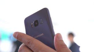 Samsung Galaxy S8 (Plus): Bixby-Button neue Funktion zuweisen – so geht's