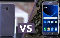 Samsung Galaxy S8 vs. Galaxy...