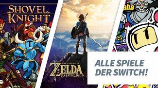Nintendo Switch: Die Launch-Titel in der Übersicht