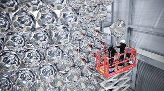 """Synlight: Deutsche Forscher bauen """"Supersonne"""" für Raumfahrt und Energieerzeugung"""