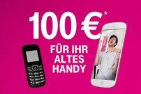 """Telekom """"Alt gegen Neu""""-Aktion:<b> 100 € für altes Smartphone bekommen</b></b>"""