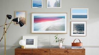 Samsung Frame TV: Dieser Fernseher ist ein Kunstwerk