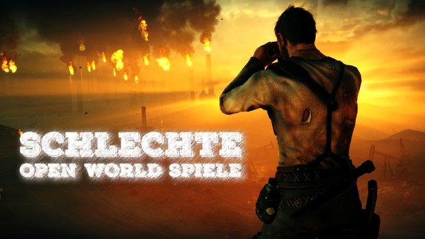 10 Spiele, die keine Open-World gebraucht hätten
