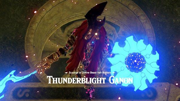 Zelda - Breath of the Wild: Ganons Donnerfluch besiegen - Boss-Guide (mit Video)
