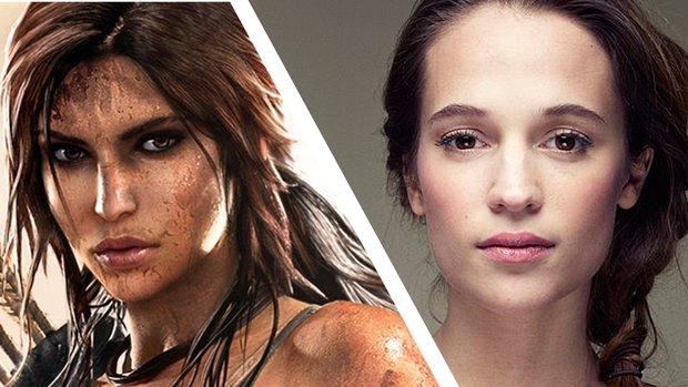 Tomb Raider: Erste offizielle Bilder zur Verfilmung mit Alicia Vikander veröffentlicht