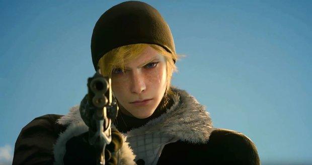 Final Fantasy XV: Auf wen schießt Prompto im Teaser zur neuen Episode?