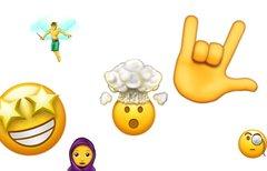 Diese neuen Emojis erscheinen...