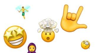 Diese neuen Emojis erscheinen 2017