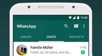 WhatsApp: Neue Funktion soll Kontakte beim Nummernwechsel informieren