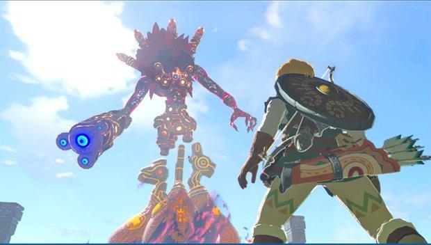 Zelda - Breath of the Wild: Ganons Windfluch im Boss-Guide (inkl.Video)