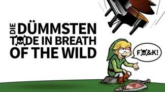 Zelda: Die dümmsten Tode in Breath of the Wild