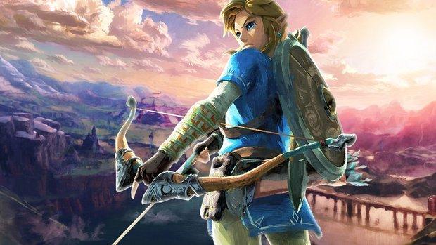 Zelda - Breath of the Wild: Traum eines Entwicklers geht in Erfüllung