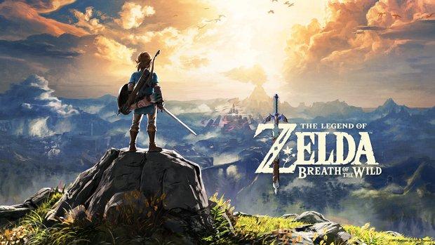 Zelda - Breath of the Wild: Glitch macht Link zum Taucher
