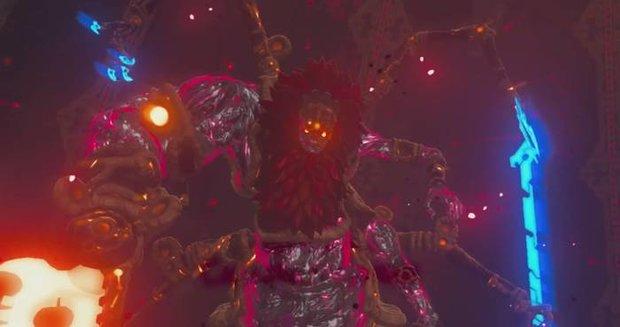 Zelda - Breath of the Wild: Endboss Ganon besiegen