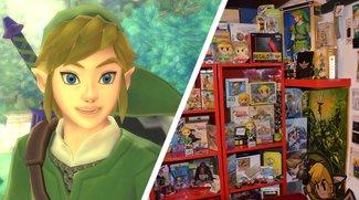 The Legend of Zelda: Dieses Haus ist ein wahrer Zelda-Tempel