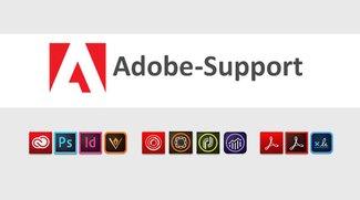 Adobe Support: Telefon-Hotline, E-Mail und Kontaktdaten vom Kundendienst