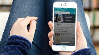 "Amazon integriert digitale Sprachassistentin ""Alexa"" in seine iOS-App"