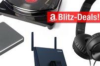 Blitzangebote:<b> Plattenspieler, Acer-Notebook mit SSD, Festplatten u.v.m. heute günstiger</b></b>