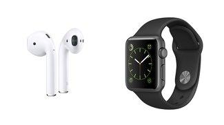 Analyst findet AirPods und Apple Watch ungewöhnlich günstig