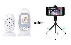 Babyphone mit Kamera:...