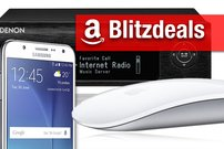 Blitzangebote: Magic Mouse, Galaxy J7 & Tab A, AirPlay-Lautsprecher, Netzwerkplayer zum Bestpreis