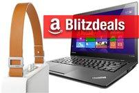 Blitzangebote:<b> Lenovo X1 Notebook, AirPlay-Lautsprecher, Curved-TV, mobiler LTE-Router günstiger</b></b>