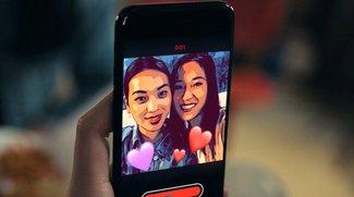 """""""Clips"""" vorgestellt: Neue Apple-App greift Snapchat, Prisma und Co. an"""