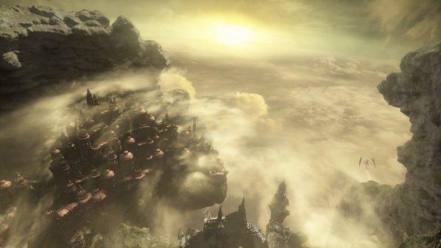 Dark Souls 3 - The Ringed City: DLC starten und neues Gebiet finden