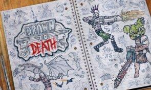 Drawn to Death: Für...