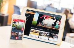 Fernsehen auf iPad und iPhone:...