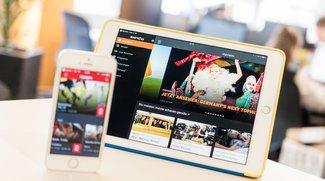 Fernsehen auf iPad und iPhone: Die Optionen ab Ende März
