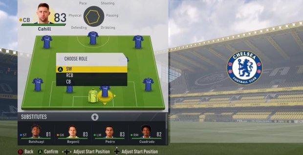 FIFA 17: Sweeper-Trick für eine bessere Abwehr