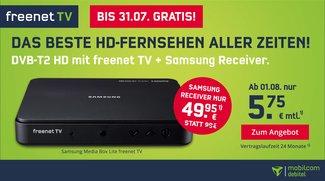 Mit freenet TV kommt Full HD: Nur noch 7 Tage bis zur Abschaltung von DVB-T