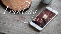 Frühlingspixel: Neue Wallpaper für iPhone, Galaxy, iPad, MacBook und alle anderen Geräte