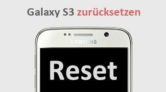 Samsung Galaxy S3 auf Werkseinstellungen zurücksetzen – Tasten-Kombination & Anleitung