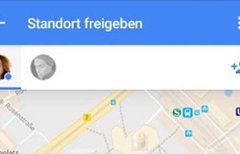 Google Maps: Standort in...