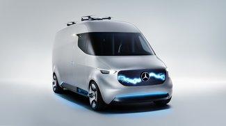 Paketdienst mit Elektroantrieb – Hermes startet Test in Stuttgart