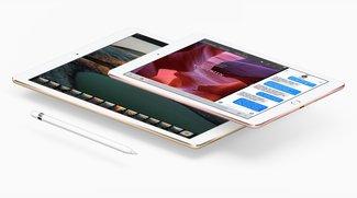 iPad Pro 9,7: Neues Modell mit Apple A10X vielleicht schon nächste Woche