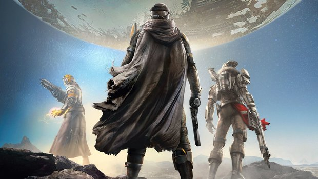 Destiny 2: Geleaktes Poster zeigt Release-Datum