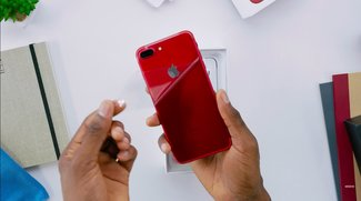 iPhone 7 (PRODUCT)RED in ersten Unboxing-Videos