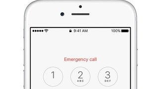 Dank iOS 10.3 steht der Notarzt nicht mehr umsonst vor der Tür