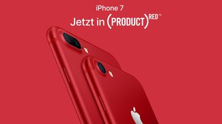iPhone 7 (Product)Red Special Edition vorgestellt: Großer Speicher und erstmals in Rot